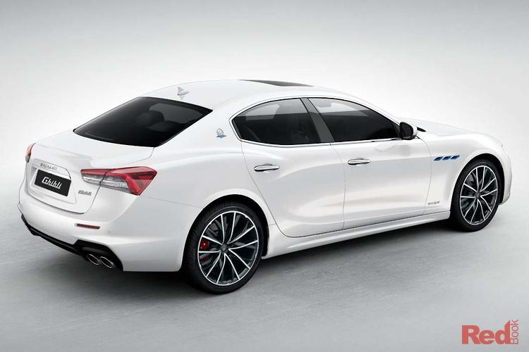2021 Maserati Ghibli Hybrid Gransport M157 MY21