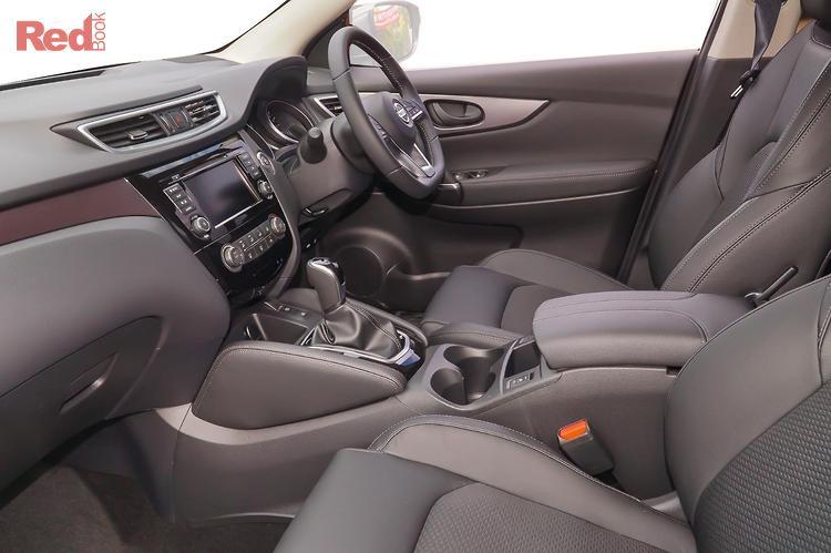 2020 Nissan Qashqai ST-L J11 Series 3 MY20