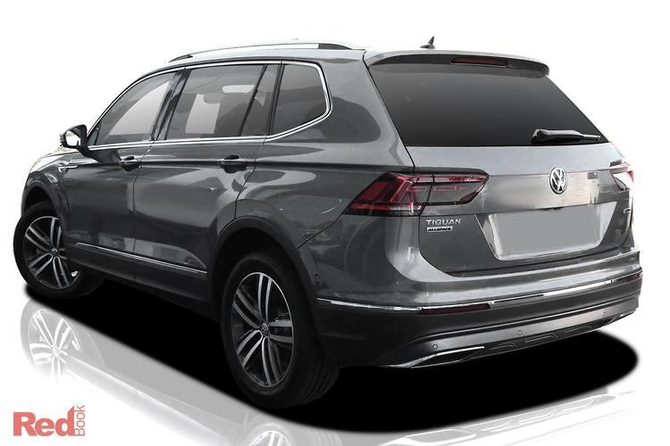 2020 Volkswagen Tiguan 162TSI Highline Allspace 5N MY21