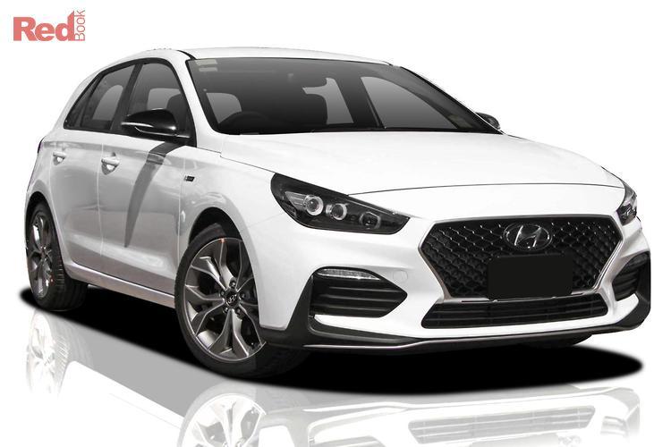 2021 Hyundai I30 N Line PD.V4 MY21