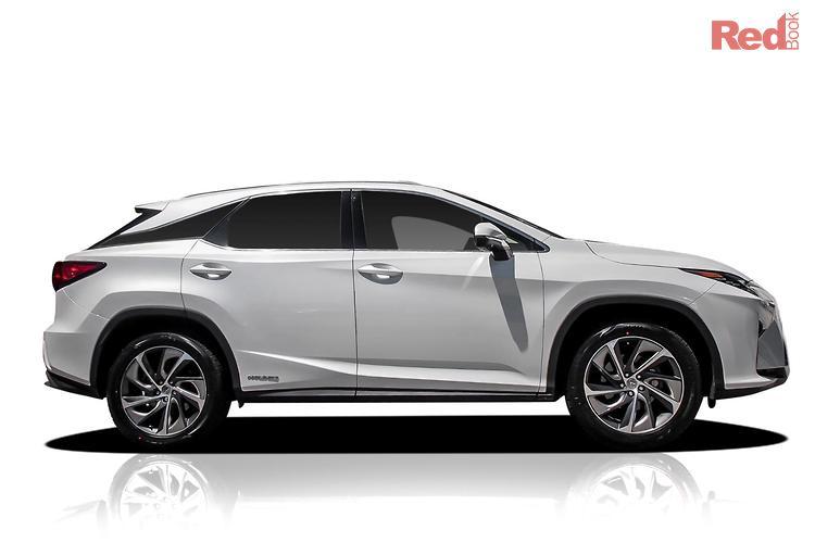2017 Lexus RX RX450H Sports Luxury GYL25R 4X4 On Demand