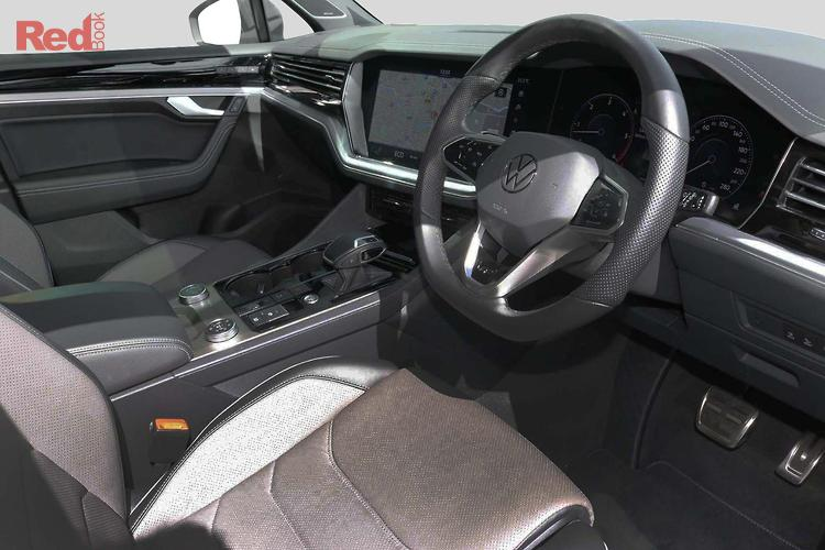 2020 Volkswagen Touareg V8 TDI R-Line CR MY21 Four Wheel Drive