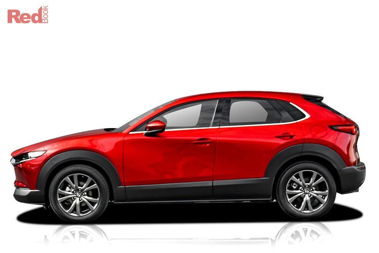 2020 Mazda CX-30 X20 Astina DM Series AWD
