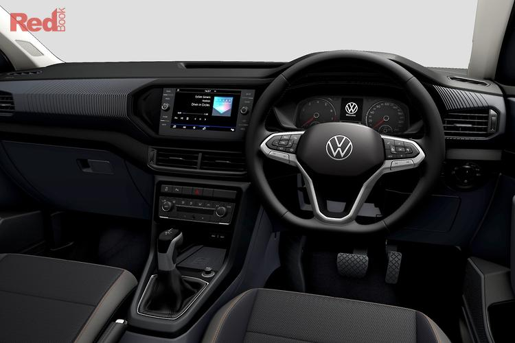 2021 Volkswagen T-Cross 85TSI Citylife C1 MY21