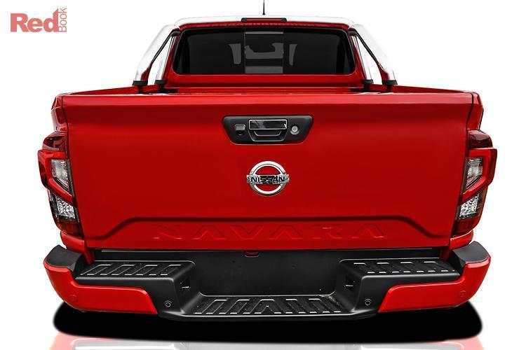 2021 Nissan Navara ST D23 4X4 Dual Range