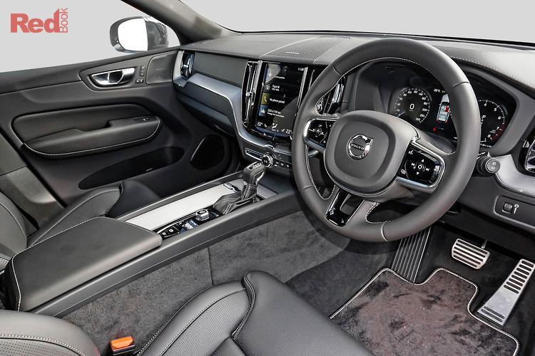 2020 Volvo XC60 T6 R-Design MY21 AWD