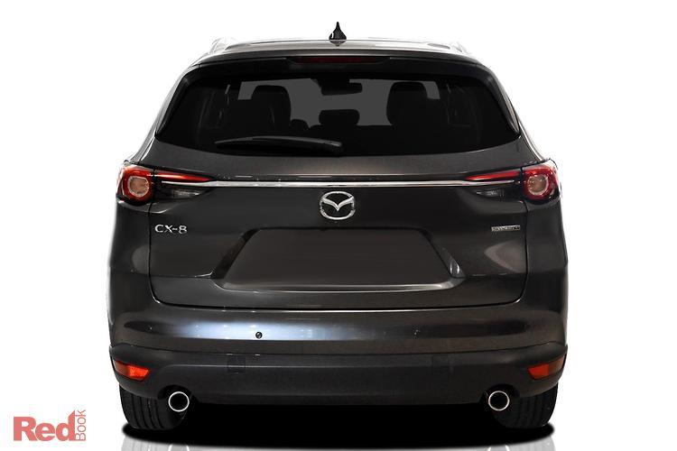 2021 Mazda CX-8 Touring KG Series