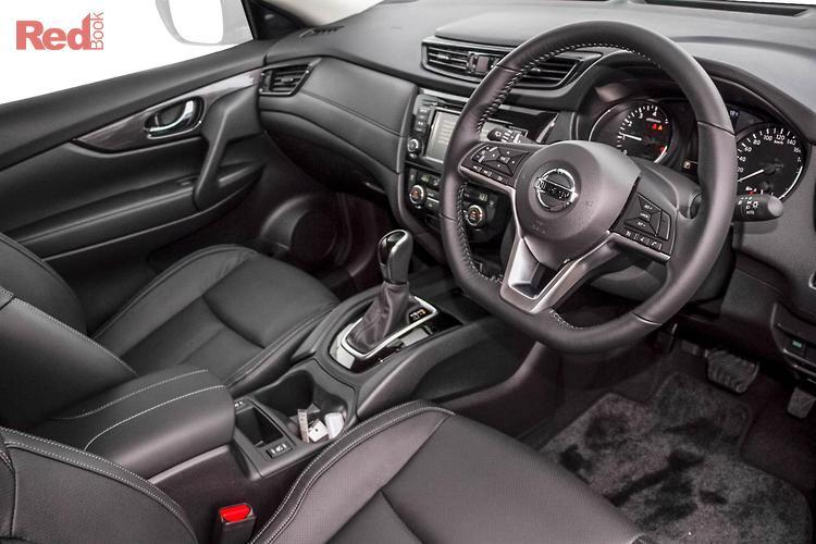 2021 Nissan X-Trail ST-L T32 MY21