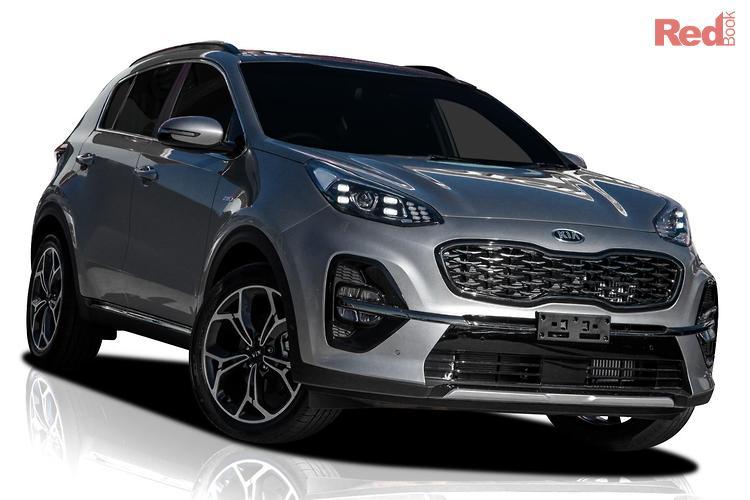 2021 KIA Sportage GT-Line QL MY21