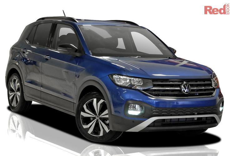 2021 Volkswagen T-Cross 85TSI Citylife C1 MY21