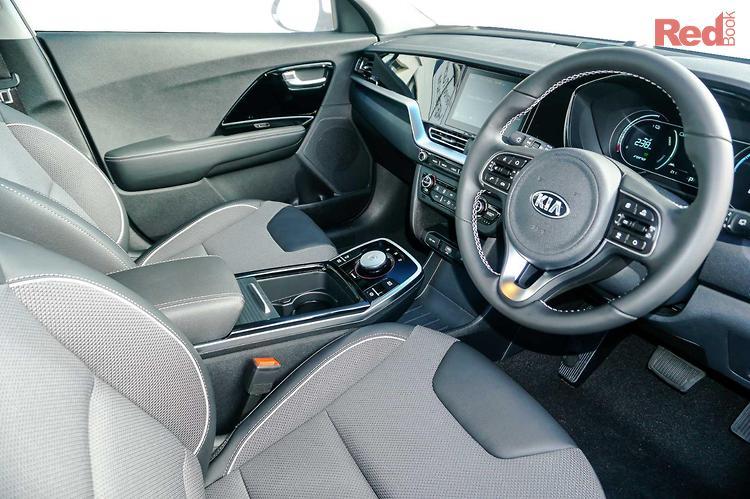 2021 KIA Niro EV S DE MY21