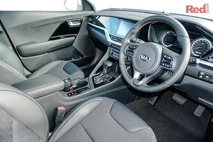 2021 KIA Niro Hybrid S DE MY21