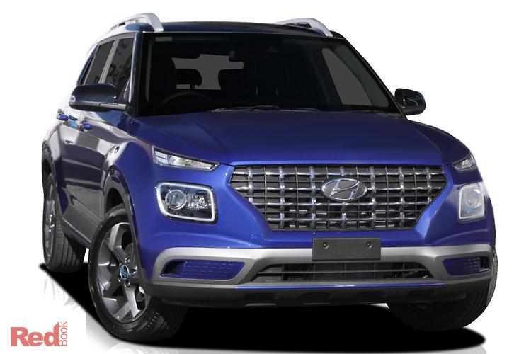 2021 Hyundai Venue Elite QX.V3 MY21