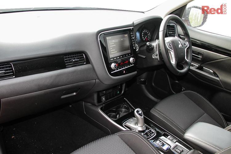 2021 Mitsubishi Outlander Phev ES ZL MY21