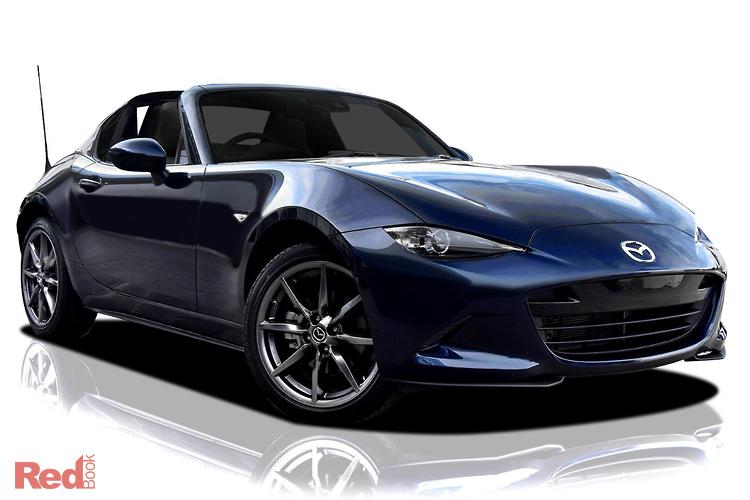 2021 Mazda MX-5 GT ND