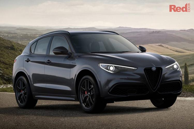 2021 Alfa Romeo Stelvio Veloce Series 2 MY21 AWD