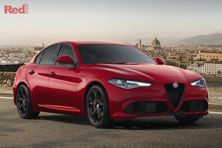 2021 Alfa Romeo Giulia Veloce Series 2 MY21