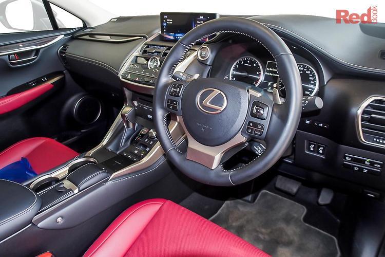2019 Lexus NX NX300 Sports Luxury AGZ15R AWD
