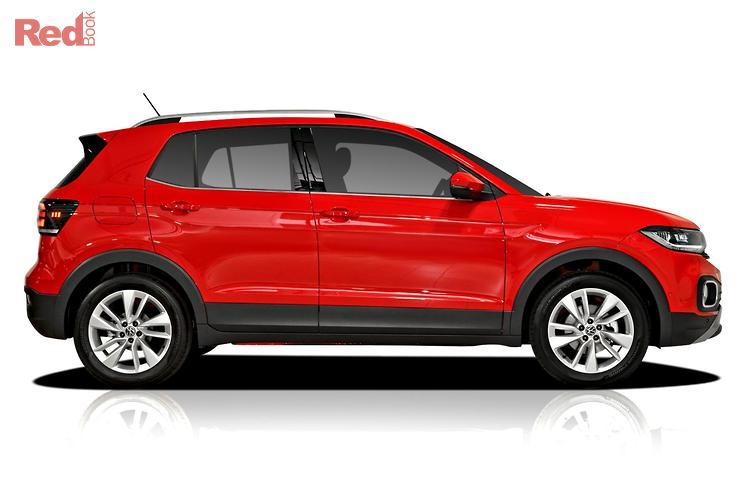 2021 Volkswagen T-Cross 85TSI Style C1 MY21