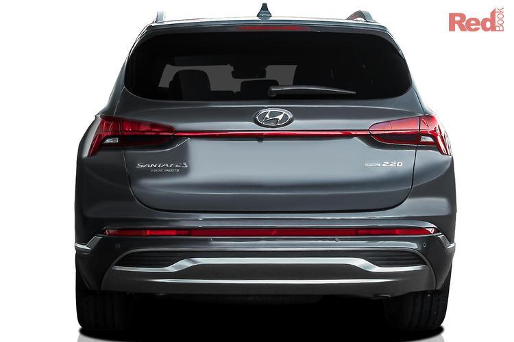 2021 Hyundai Santa FE Highlander TM.V3 MY21 4X4 On Demand