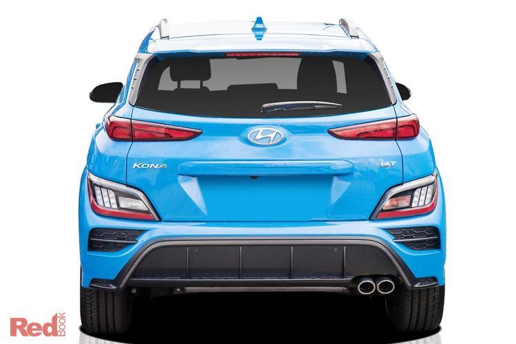 2021 Hyundai Kona N-Line Premium OS.V4 MY21 AWD
