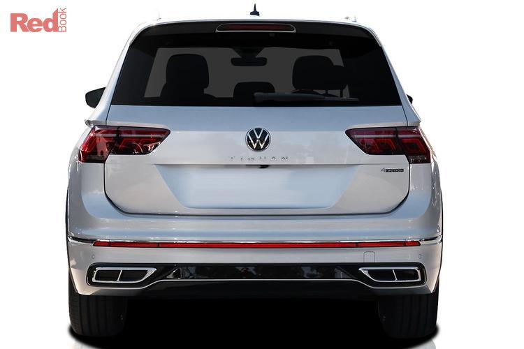 2021 Volkswagen Tiguan 162TSI R-Line 5N MY21 Four Wheel Drive