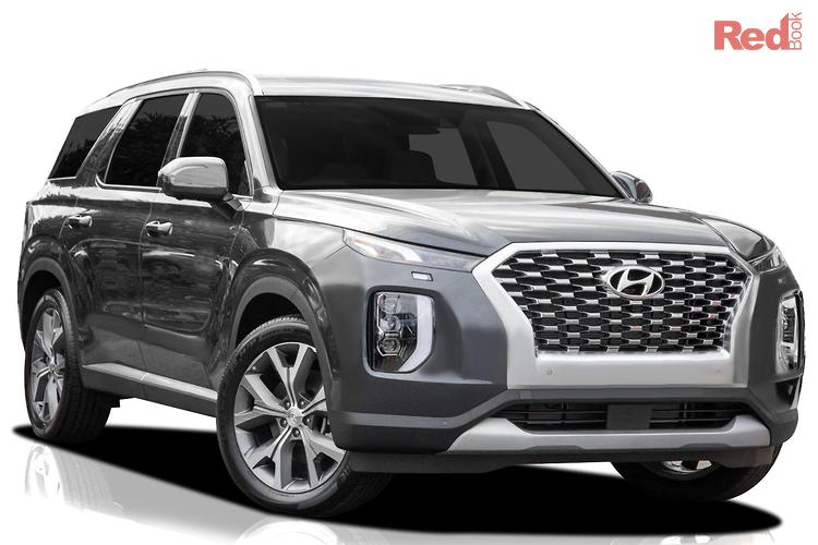 2021 Hyundai Palisade Highlander LX2.V1 MY21