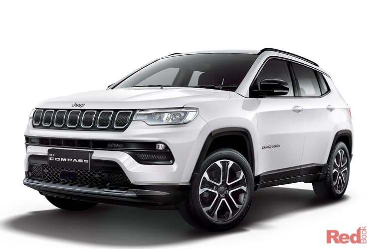 2021 Jeep Compass Limited M6 MY21 4X4 On Demand