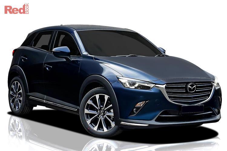2021 Mazda CX-3 Akari DK