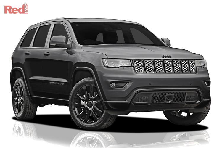 2021 Jeep Grand Cherokee Night Eagle WK MY21 4X4 Dual Range