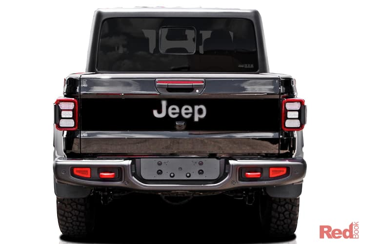 2020 Jeep Gladiator Rubicon JT MY21 4X4 On Demand