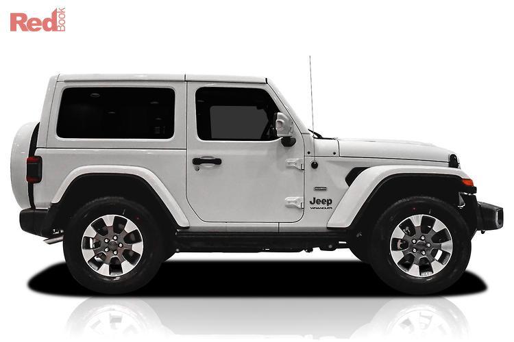 2021 Jeep Wrangler Overland JL MY21 4X4 Dual Range