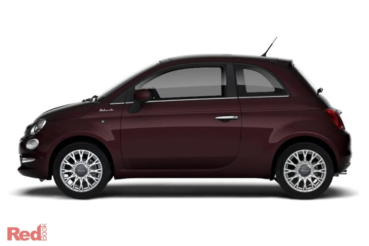 2021 Fiat 500 Dolcevita Series 9