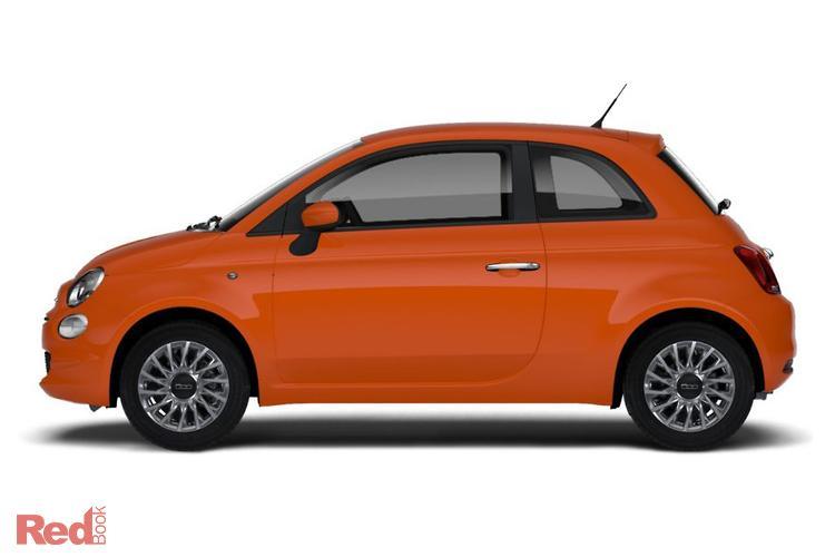 2021 Fiat 500 Lounge Series 9