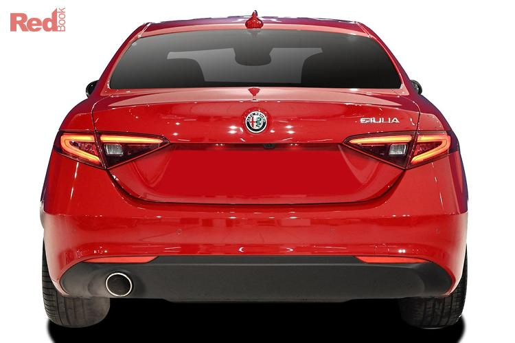 2020 Alfa Romeo Giulia Sport Series 1 MY20