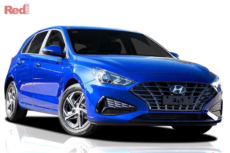 2021 Hyundai I30  PD.V4 MY21