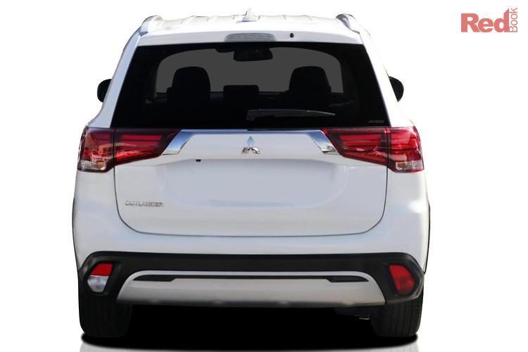 2021 Mitsubishi Outlander ES ZL MY21 AWD