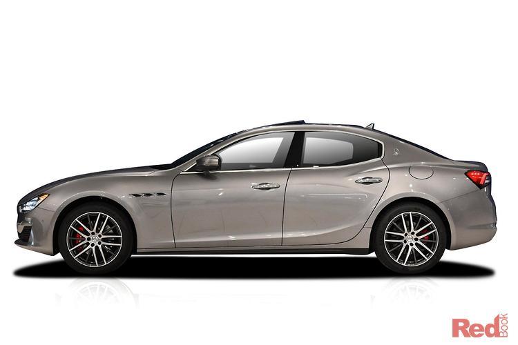 2021 Maserati Ghibli M157 MY21