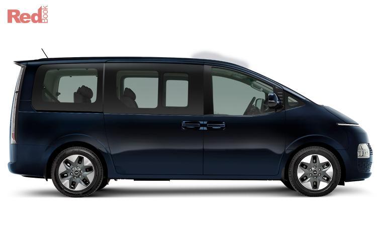 2021 Hyundai Staria Elite US4.V1 MY22 AWD