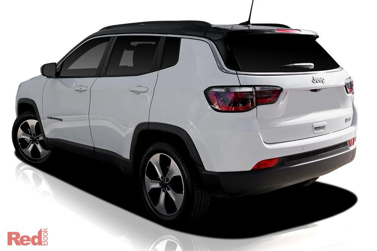 2021 Jeep Compass Launch Edition M6 MY21