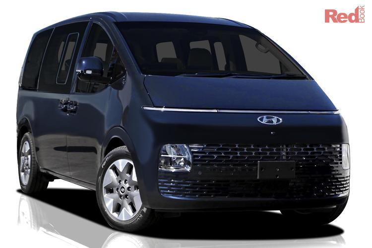 2021 Hyundai Staria Highlander US4.V1 MY22 AWD