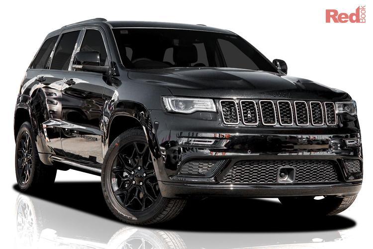 2021 Jeep Grand Cherokee S-Limited WK MY21 4X4 Dual Range