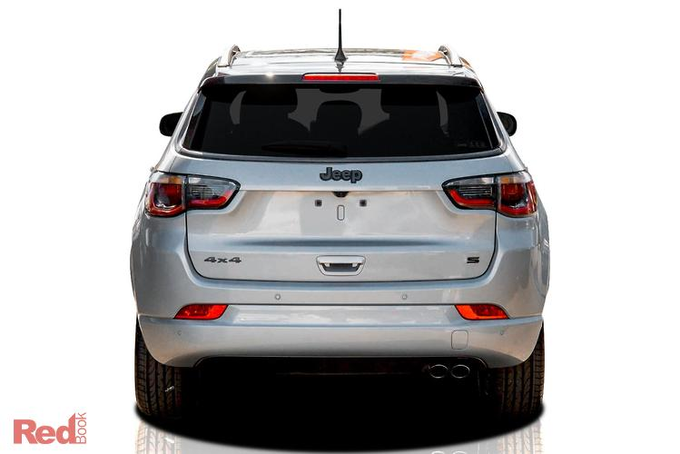 2021 Jeep Compass S-Limited M6 MY21 4X4 On Demand
