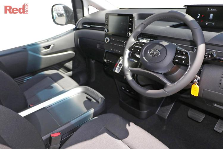 2021 Hyundai Staria US4.V1 MY22 AWD