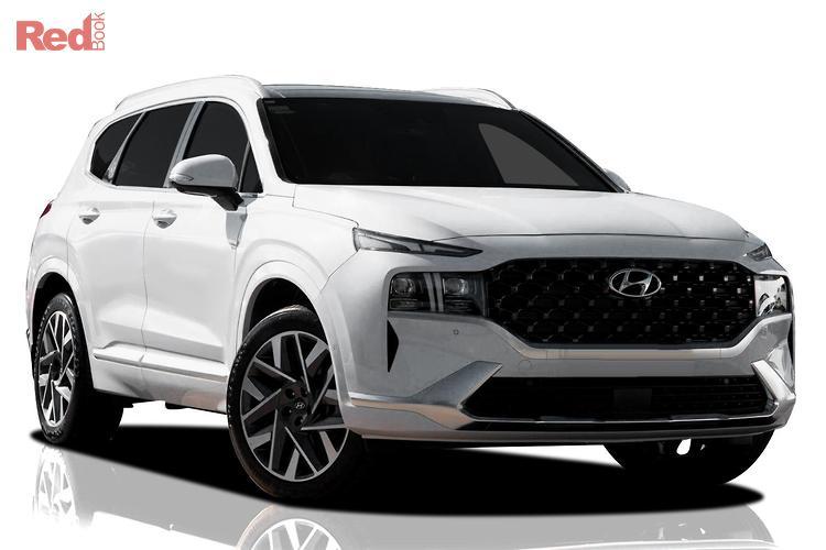 2021 Hyundai Santa FE Highlander TM.V3 MY21