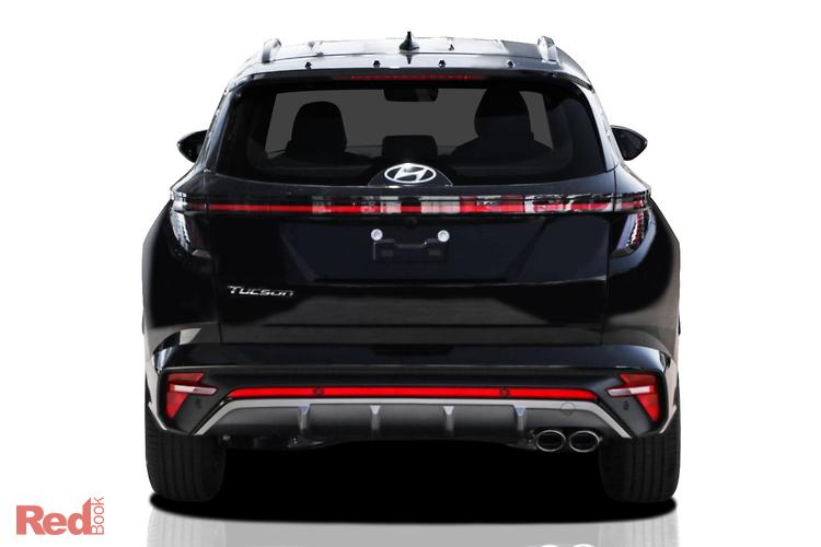 2021 Hyundai Tucson N Line NX4.V1 MY22