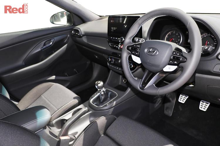 2021 Hyundai I30 PDE.V4 MY22