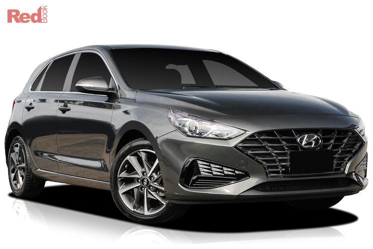 2021 Hyundai I30 Elite PD.V4 MY21