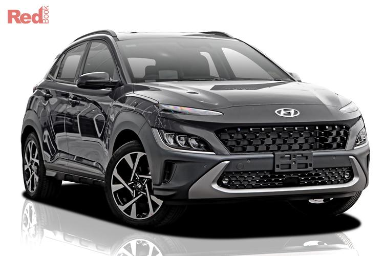 2021 Hyundai Kona Highlander OS.V4 MY21