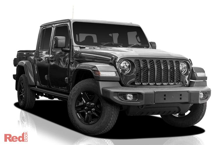 2021 Jeep Gladiator Night Eagle JT MY21 V2 4X4 On Demand
